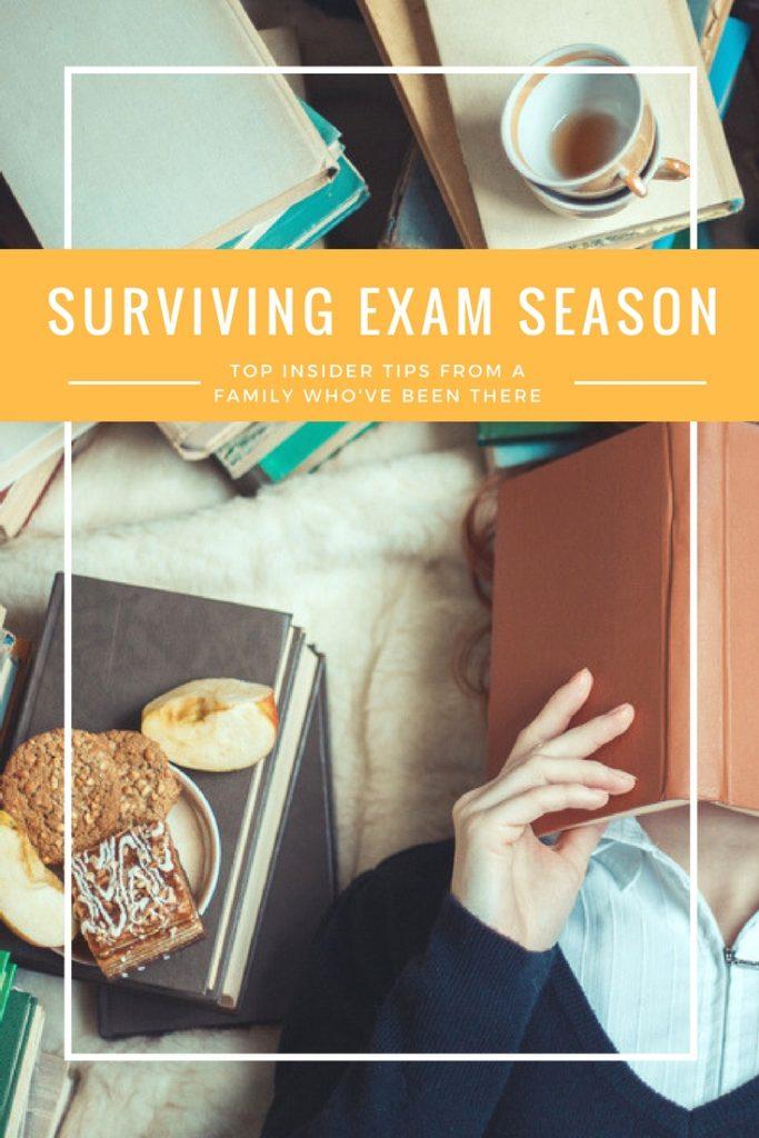 Surviving Exam Season