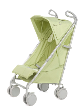 Secret review – We no like the… Silver Cross Dazzle Pushchair.