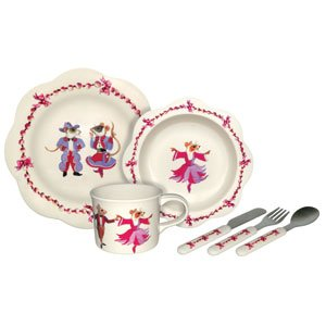 Bestest Christmas Gift Ideas No.12 – Dancing Mice melamine gift set