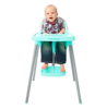Little Helper Baby Aqua Highchair Review