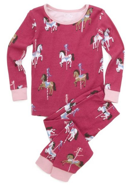 Hatley Merry-Go-Round Horses Pyjamas