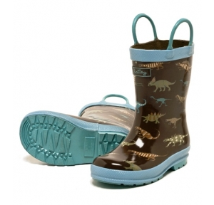 Hatley Dinosaur Wellies