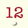 Advent Calendar Door Twelve