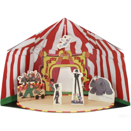Mr Benn Make Your Own Big Top Circus Toy from Tate Museum Online Shop