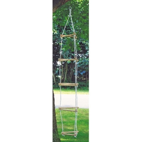 3D Rope Ladder Garden Toy from I Love Toys