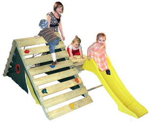 Garden Play Centre for Little Ones from I Love Toys
