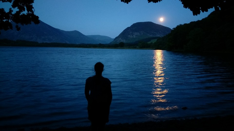 moonlight on loweswater