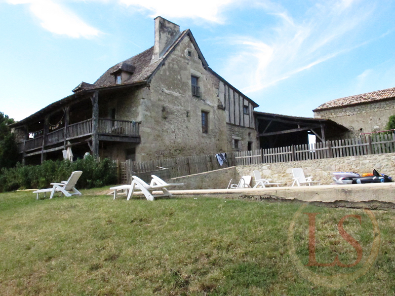 Self Catering Family Holidays in France Lot-et-Garonne