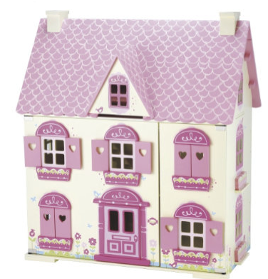 win rosebud dolls house