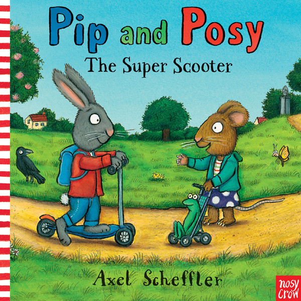 pip and posy axel scheffler