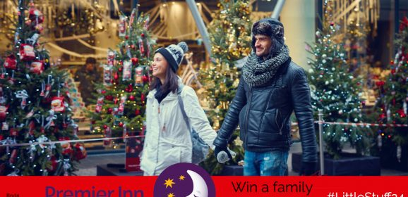 Win A City Shopover with Premier Inn! | #LittleStuff24