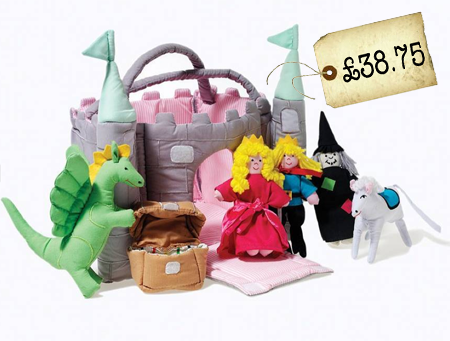 soft play castle set for toddlers