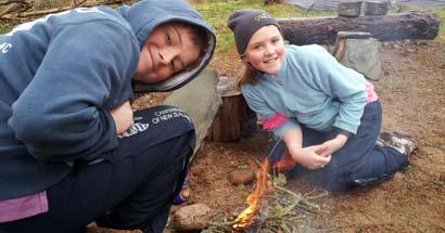family adventure holiday Scotland