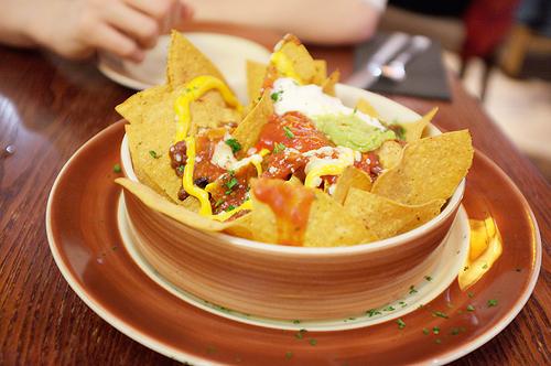 nachos starter