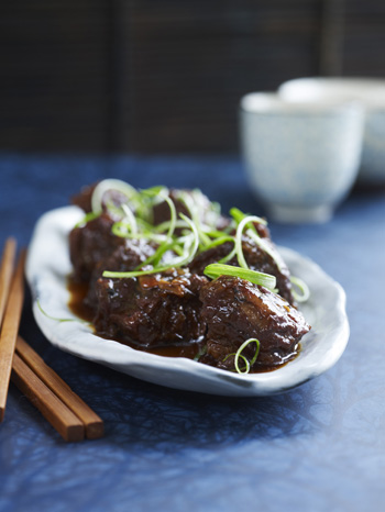 WWF's Earth Hour, new recipe form Ken Hom