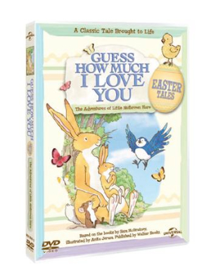 Guess How Much I Love You DVD competition