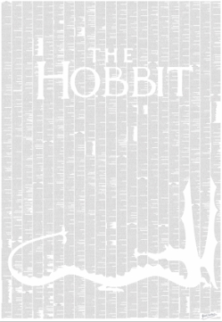 Spineless Classic full text poster of The Hobbit from Will & Glory
