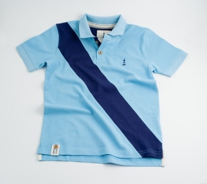 Lucas Frank Boys Gloryland Polo Shirt at MiniWardrobe