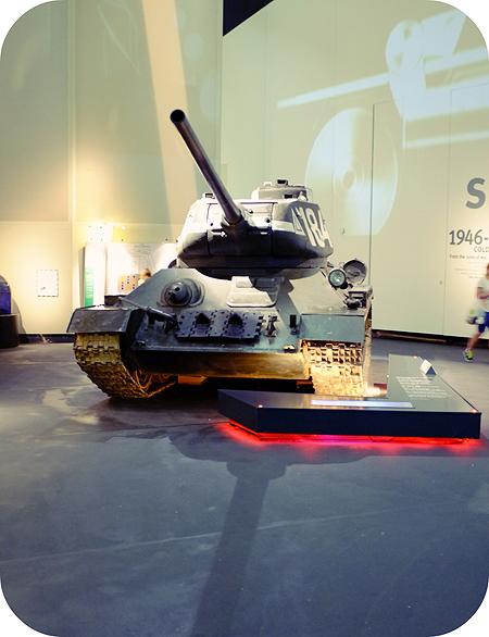 tank - war museum