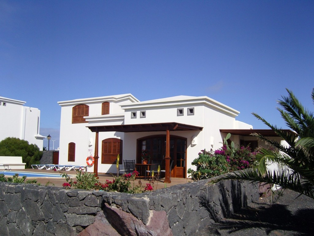 Three-bedroom holiday villa in Playa Blanca - Nefertiti