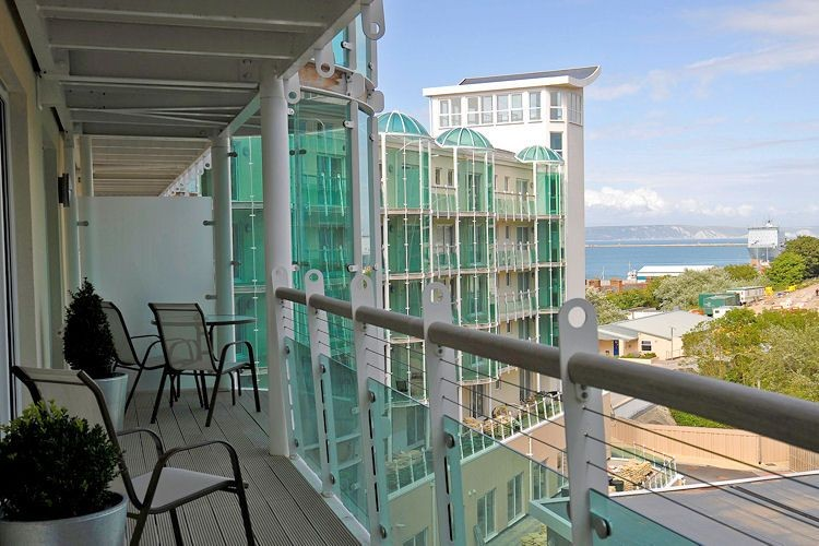 Holiday Apartment on the Isle of Portland, Dorset