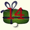 Advent Calendar Door Fourteen