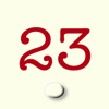 Advent Calendar Door Twenty Three
