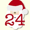 Advent Calendar Door Twenty Four