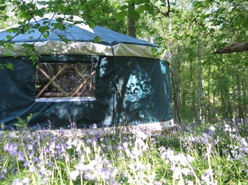 One Off Places Yurt Holiday