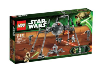 LEGO Star Wars Homing Spider Droid Set