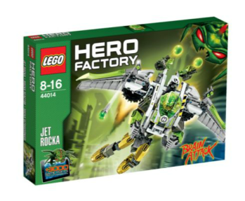 LEGO Hero Factory Jet Rocka Set
