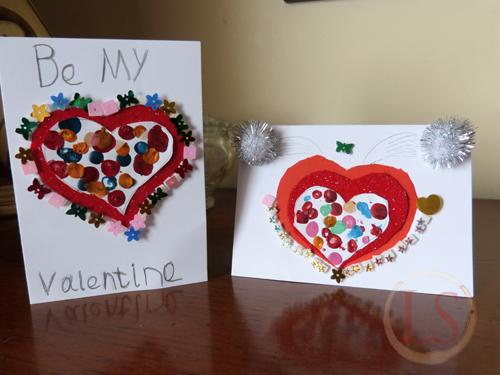 Children S Valentines Day Craft
