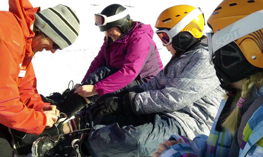 snowboarding scotland