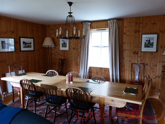 large family holiday cottage near inverness