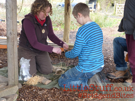 making string bushcraft