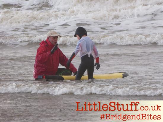 surfing porthcawl