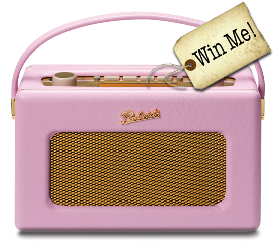 Win an iconic £160 Revival Roberts Radio for your Mum this Mother's Day! *swoons*