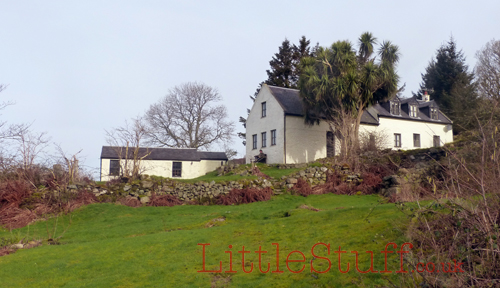 Banlicken farmhouse Arran