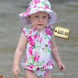 Spotted! Cutest Swimsuit Ever for Babies & Toddlers. Meeep!