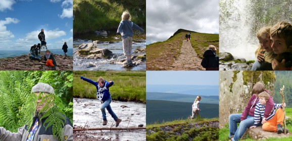 What The LittleStuff Family Did In The Brecon Beacons – Our 6 Day Plan.