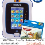 24hrs to win a VTech InnoTab 3 PLUS a Disney game – Day 8 of our 10th Birthday Bash