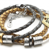 LAST DAY to win the beautiful £75 personalised bracelet!