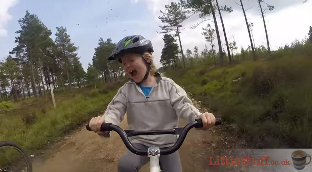 Tagalong-bike-mud-splash