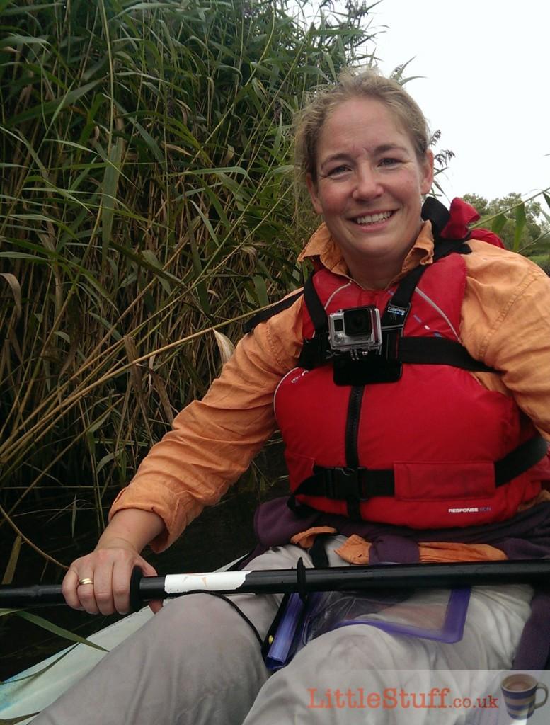 GoPro-Chesty-Kayak