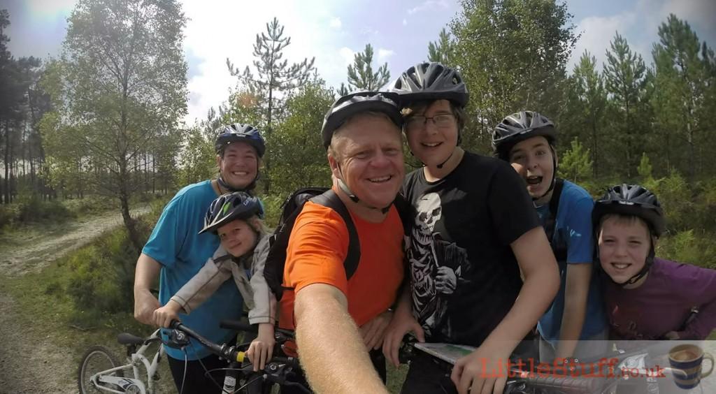 family-biking-selfie-GoPro