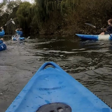 Kayaking in Dorset for our #GoProAdventures