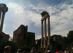 Day Eight – Rome at last. #ItalyRoadTrip