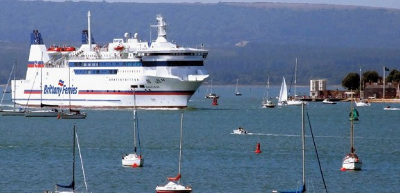 Brittany Ferries for our #ItalyRoadTrip. Brilliant – as always.