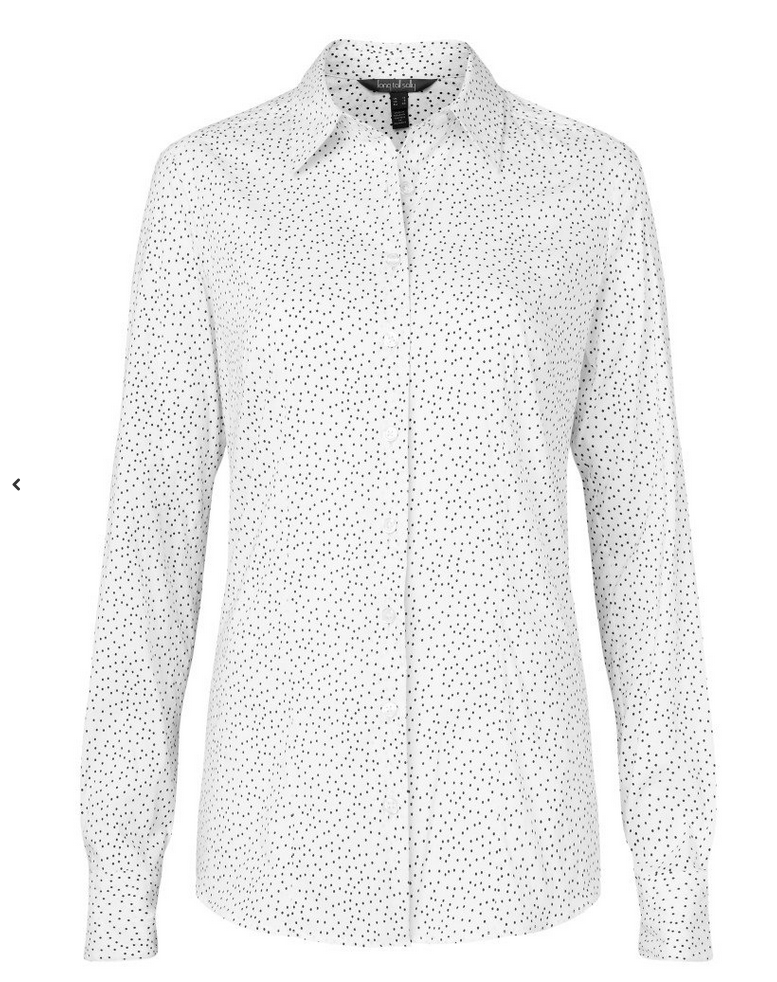 perfect fitted shirt for tall ladies