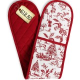 Christmas Oven Gloves from M&S | Pre-Christmas Shopping